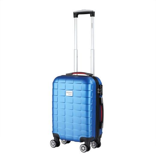 Exopack Suitcase M ABS 40L Blue