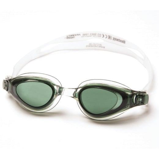 Kids Swimming Goggles Black 100% Latex Free