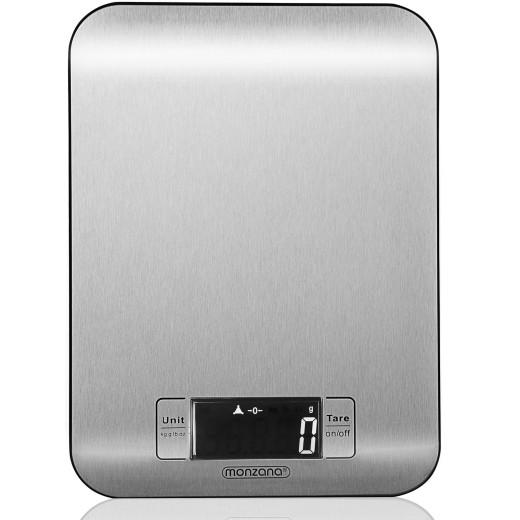 Digital Kitchen Scale Stainless Steel 8kg