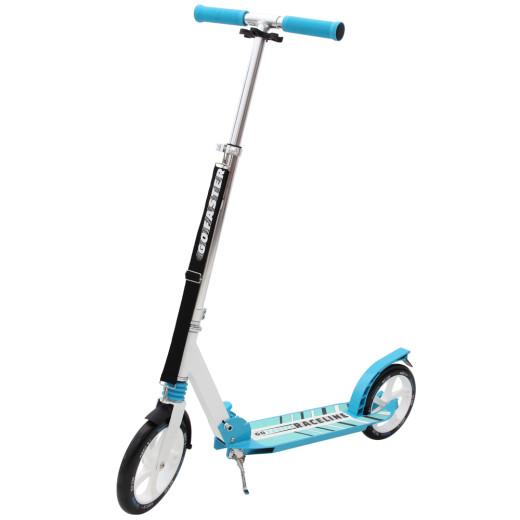 "Profi-Scooter ""Go Faster Raceline"" klappbar 230mm PU Rollen"