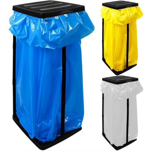 Müllsackständer 3er-Set 70x35x30cm max. 60L
