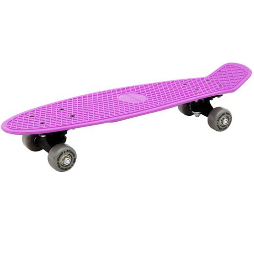 Retro Skateboard Cool Oldschool Design