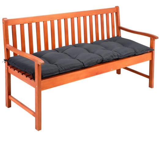 Cushion for 3Seater bench 150x52x8cm Beige Cream