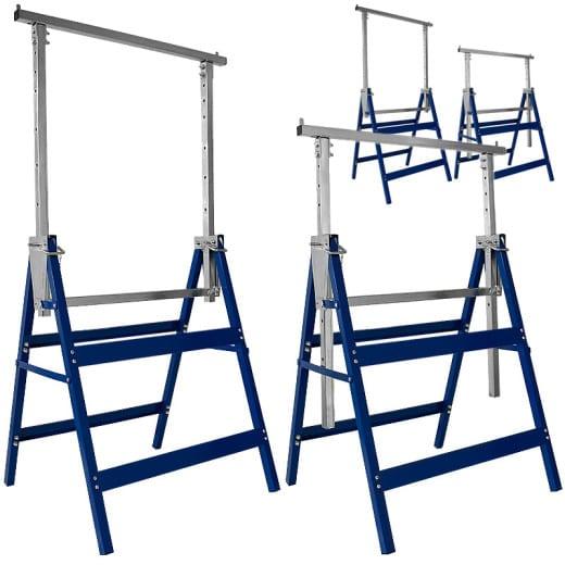 Builders Trestles Steel Max. 200kg - Set of 4