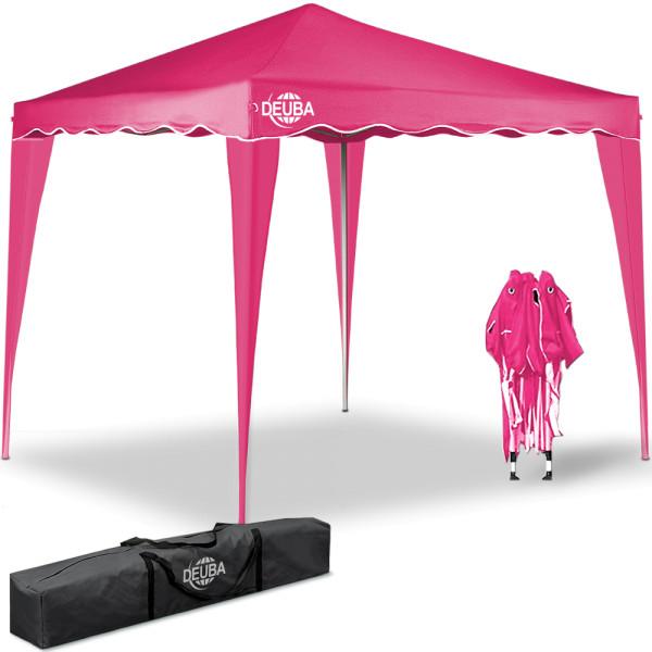 Pop Up Gazebo Capri Pink 3x3m