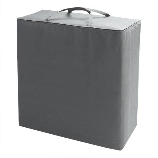 Folding Matress Storage Bag Grey