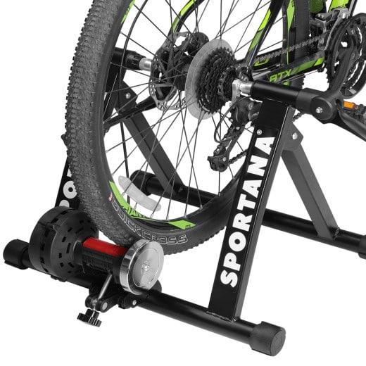 Rollentrainer für ein Fahrrad bis maximal 150kg