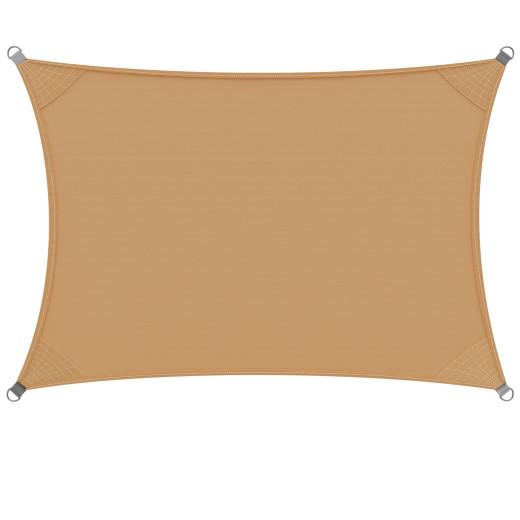 DETEX® Sunsail UV50+Protection 3x4m Sand