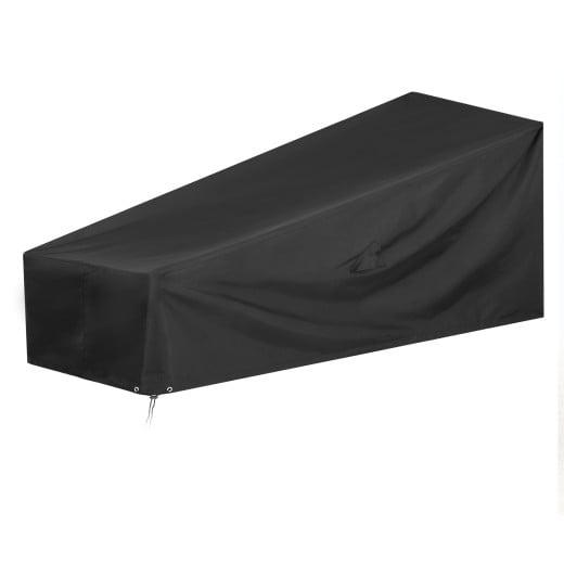 Sun Lounger Cover 420D Oxford 160/155x60x75/39cm