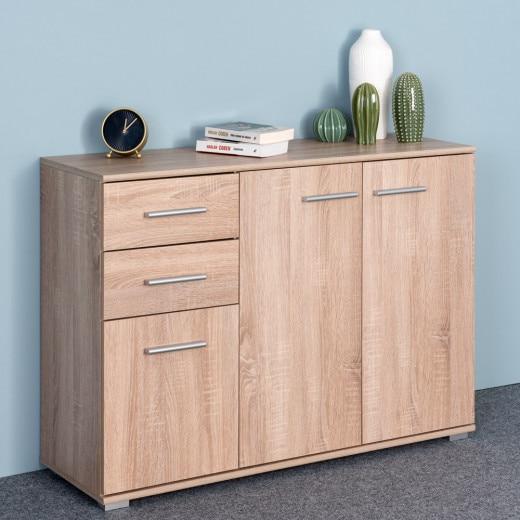 Sideboard Oak 107x75x35cm