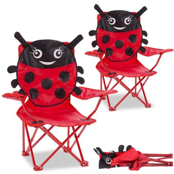 2er-Set Klappstuhl Beetle