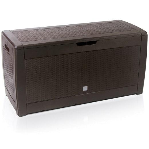 Garden Storage Box Rato Brown 310L