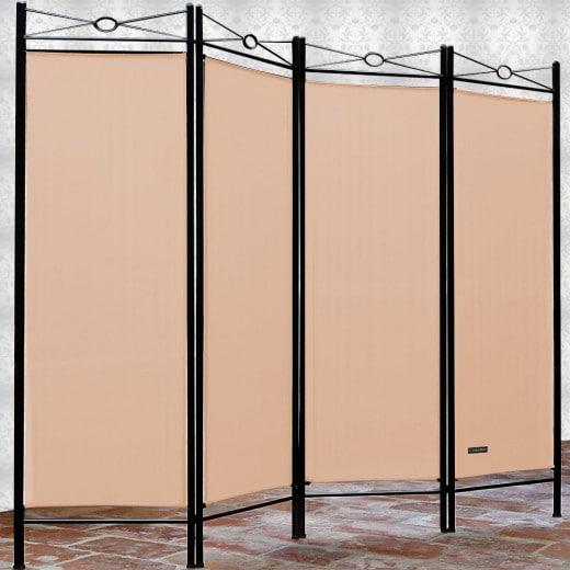 Room Devider in Rose 6x5ft