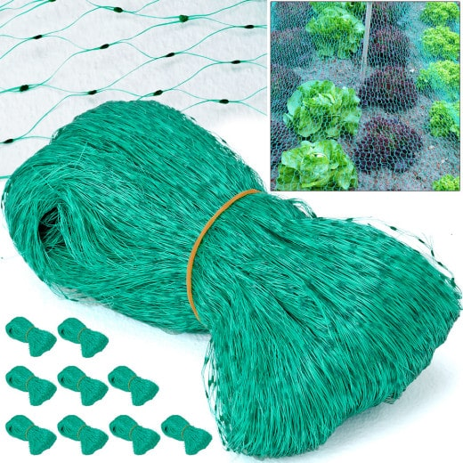 10x Garden & Pond Netting 2x5m