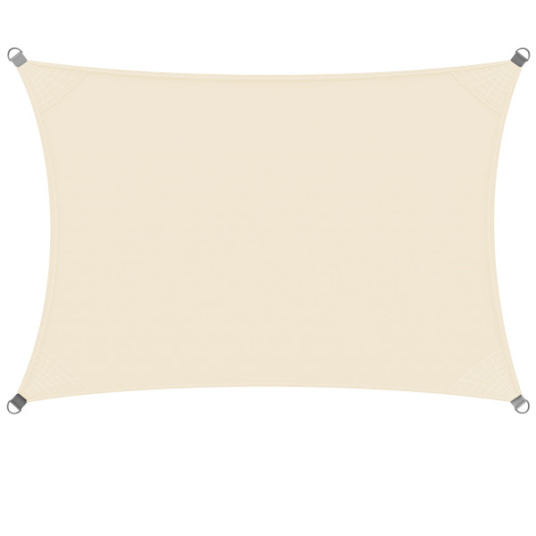 DETEX® Sunsail UV50+Protection 2x4m Cream