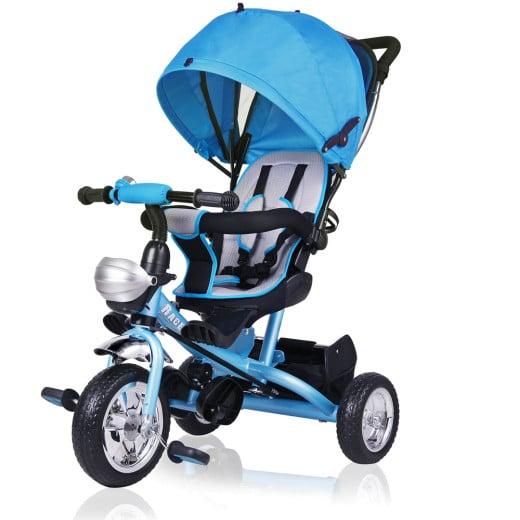 Multifunctional Trike Blue