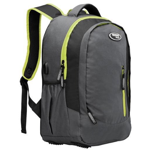 Sports Backpack 35L grey green