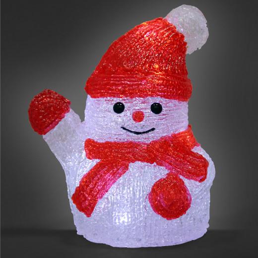 LED Christmas Figure Acryl Snowman