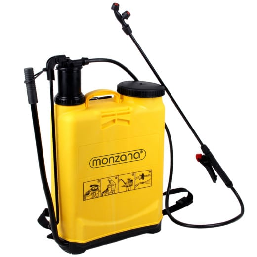 Backpack Sprayer Garden Knapsack 16L Accessories Pressure Weed Killer