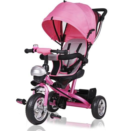 Trike Pink with Parent Handlebar