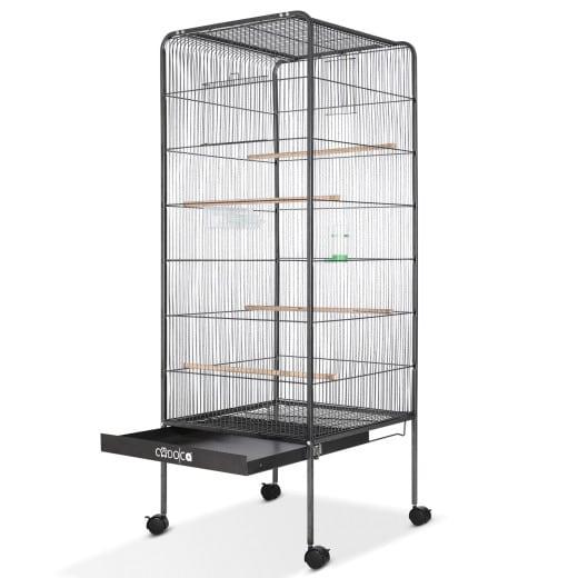 Bird Cage XL 146cm with 2 Doors